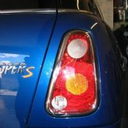 Rear lights - OEM facelift clear indicator 1st gen